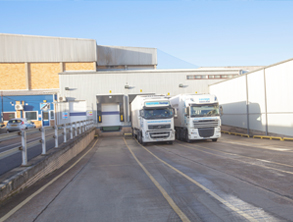 Thetford Store and Haulage Entrance